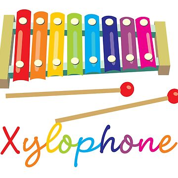 Xylophone by evisionarts