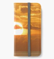 The Rising Sun iPhone Wallet/Case/Skin