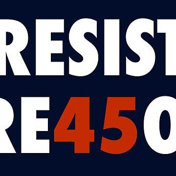 Resist TRE45ON by unixorn