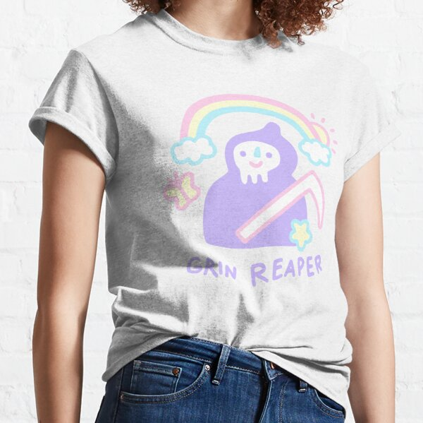 Grin Reaper Classic T-Shirt