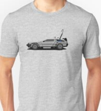 MOVING FORWARD IS THE CAR OF THE FUTURE Unisex T-Shirt