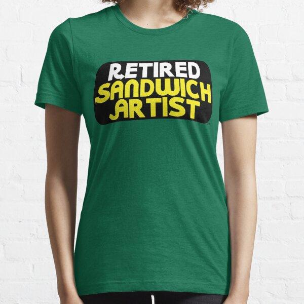 Retired Sandwich Artist Essential T-Shirt