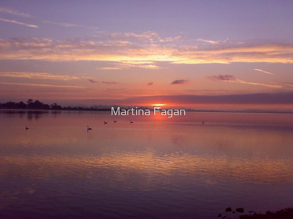 Daybreak  by Martina Fagan