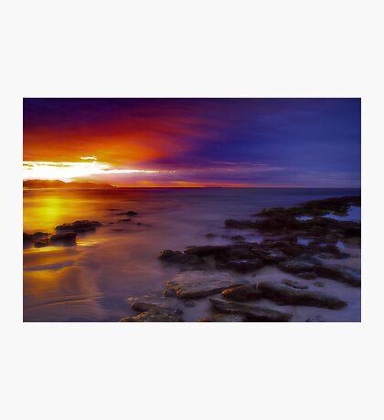 """Dawn Advance"" Photographic Print"