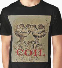 Spule Grafik T-Shirt