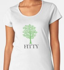 Tree Fitty Premium Scoop T-Shirt