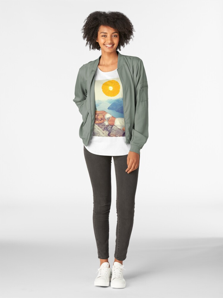 Alternate view of Vitamin Premium Scoop T-Shirt
