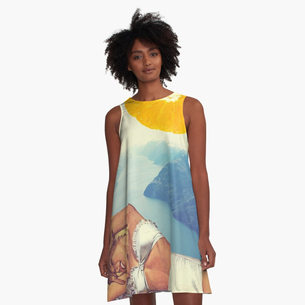 Vitamin A-Line Dress