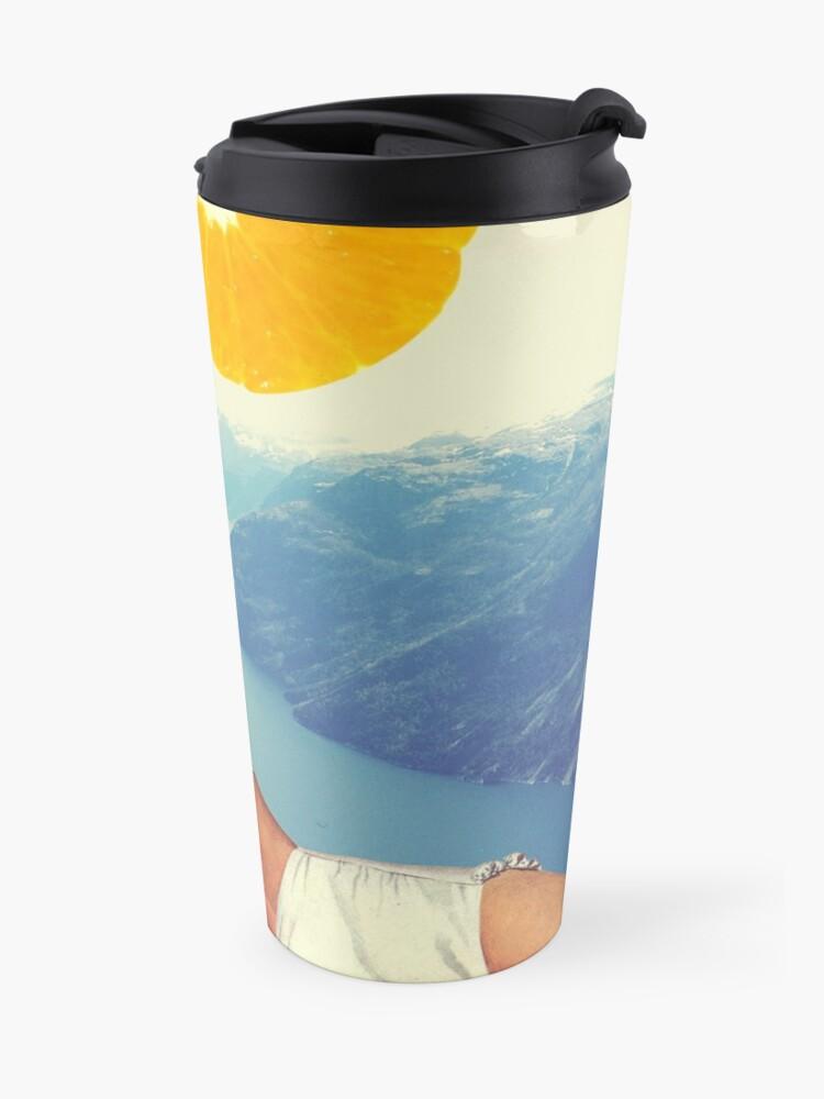 Alternate view of Vitamin Travel Mug