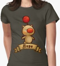 Moogle Women's Fitted T-Shirt