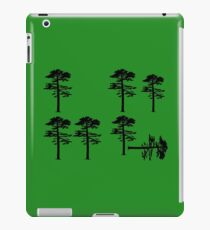 Longleaf Pine Loss iPad Case/Skin