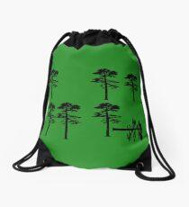 Longleaf Pine Loss Drawstring Bag