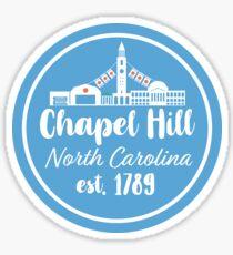 Chapel Thrill Sticker