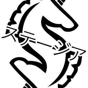 "Nissan Stagea ""Double Unicorn"" by CVIII"