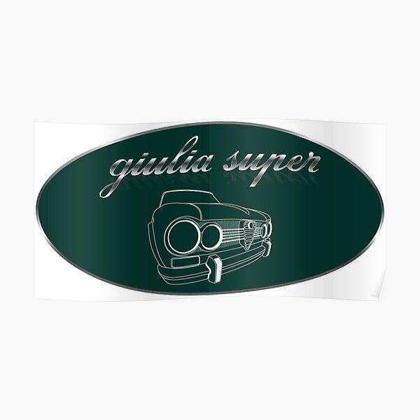Wandbilder: Alfa Romeo Giulia