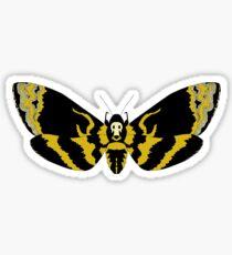 Cabeza de la Muerte Hawk Moth Pegatina