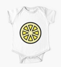 Lemon Lover Design Cute And Funny Food Gift Idea Best Lemons One Piece - Short Sleeve