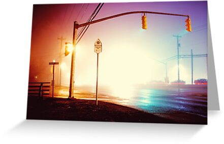 Foggy Night by fixtape
