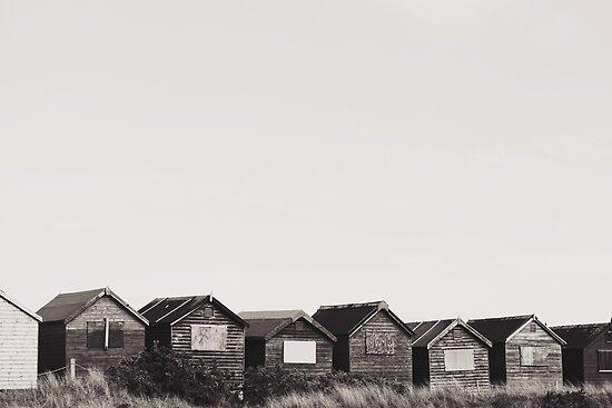 The Great British Beach Hut. by ellylucas