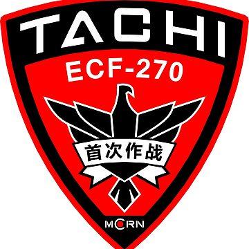 MCRN Tachi patch (Screen Accurate) by Tzsycho