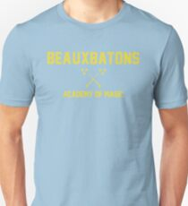 Beauxbatons College T Unisex T-Shirt