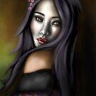 Geisha by Lucy Marsella