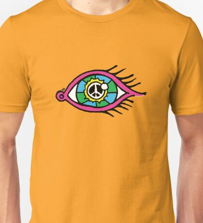 See the world peacefully! T-Shirt