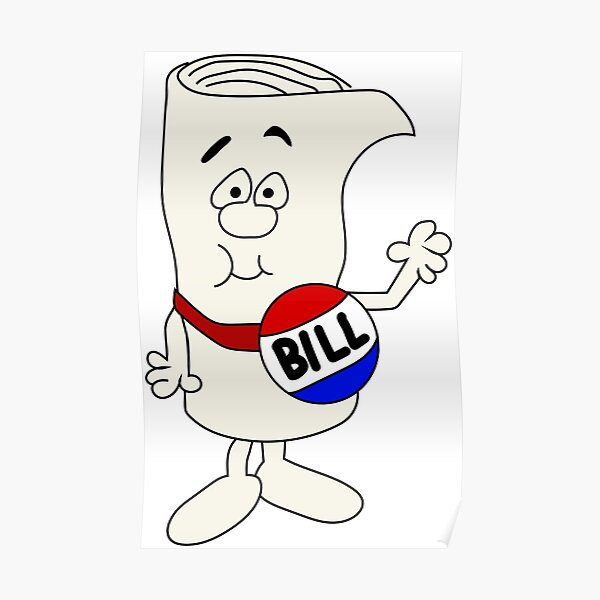 I'm Just a Bill Poster