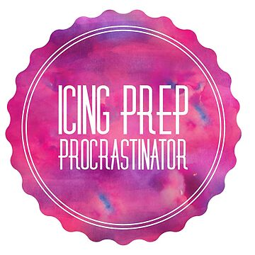 Icing Prep Procrastinator by CatTail