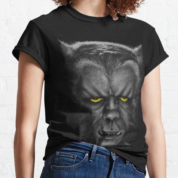 The Werewolf Curse Classic T-Shirt