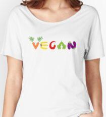 Vegan Life Women's Relaxed Fit T-Shirt
