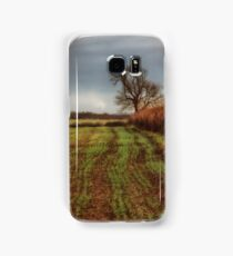 On track Samsung Galaxy Case/Skin