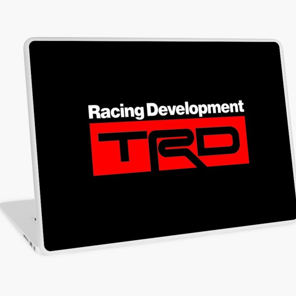 trd racing development Laptop Skin