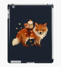 Owl Queen and Faraway Fox iPad Case/Skin