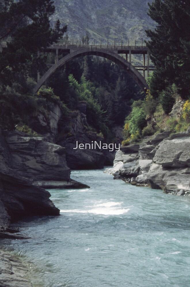 Arch Bridge by JeniNagy
