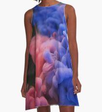 Multicolor  A-Line Dress