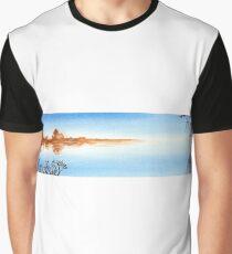 At Birnie Loch Graphic T-Shirt