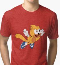 Flying Squirrel Boy Tri-blend T-Shirt