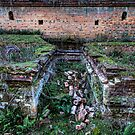 Ruins - Newnes - Wollemi National Park, NSW by Jeff Catford
