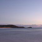 Fraser Island Dawn by Gareth Bowell