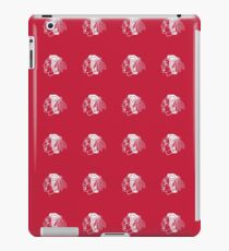 Chicago Inspired Pattern Art 1 iPad Case/Skin