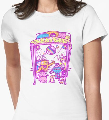 You don't need to worry about the monsters under the bed. (textless) T-Shirt