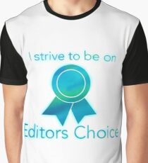 Editors Choice Graphic T-Shirt