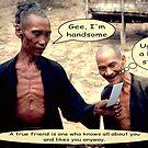 A true friend by John Spies