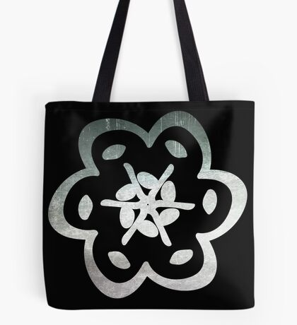 Stone Flower  Tote Bag