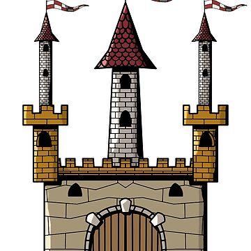 Castle by cartoonblog