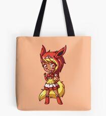 Flareon Magical Girl Chibi Tote Bag
