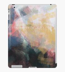 brush strokes 6 iPad Case/Skin