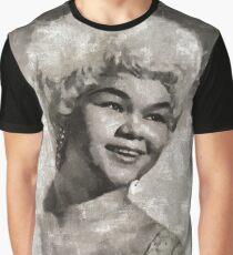 Etta James, Music Legend Graphic T-Shirt