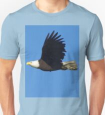 Eagle Fly By Unisex T-Shirt